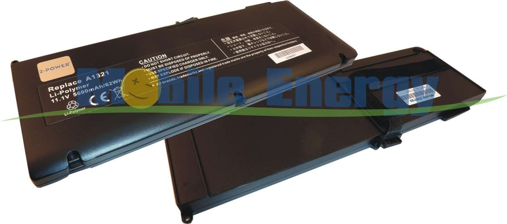 Baterie Apple MacBook 15 - 10.95v 7200mAh - Li-Pol