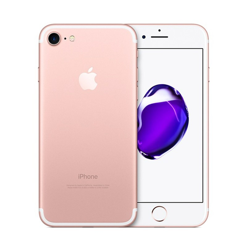 APPLE - iPhone 7 128GB Rose Gold - repase A+