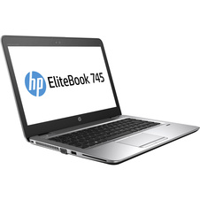 Tenký notebook - HP EliteBook 745 G4 + NOVÁ BATERIE