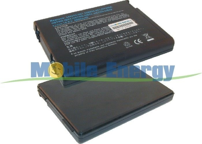 Baterie HP/COMPAQ Business notebook nx9100 / 9110 / 9600 - 14.8V 4600mAh - Li-Ion